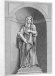 Statue of Sir John Moore from Christ's Hospital, City of London by Anonymous