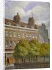 View of the Bell Tavern, Church Row, Aldgate, City of London by JT Wilson