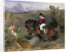 The First Leap: Lord Alexander Russell on his Pony 'Emerald' by Edwin Henry Landseer