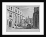 Coopers' Hall, City of London by J Hinchcliff