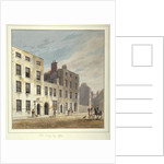 The Old Navy Pay Office, Old Broad Street, City of London by