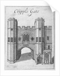 Cripplegate, City of London by Anonymous