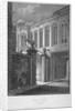 The entrance to Crosby Hall at no 36 Bishopsgate, City of London by James Sargant Storer