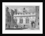 Clifford's Inn, City of London by Anonymous