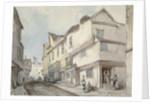Cloth Fair, Smithfield, City of London by Thomas Colman Dibdin