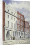 View of the Prerogative Will Office, Doctors' Commons, City of London by Anonymous