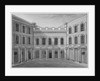 View of the Drapers' Hall inner court, Throgmorton Street, City of London by Anonymous