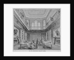 Interior view of the New Record Room at the College of Arms, City of London by Anonymous