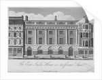 East India House, Leadenhall Street, City of London by Anonymous