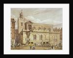 Church of St Dunstan in the West, Fleet Street, City of London by