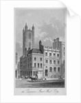 Cannon Street West, City of London by