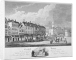 Cornhill, City of London, c1630 (1818) by