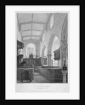 Church of St Ethelburga-the-Virgin within Bishopsgate, City of London by T Turnbull