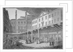 Excise Office, Old Broad Street, City of London by Anonymous