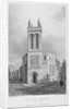 Holy Trinity Church, Gough Square, Great New Street, City of London by