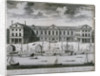 The Custom House from the River Thames, as it was in 1714 by John Harris