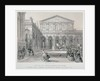 Visit of Abd-ul-Aziz, Sultan of Turkey's to the Guildhall, City of London by Kell Brothers