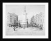 Statue of King William IV at the London Bridge end of King William Street, City of London by Anonymous