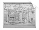 Interior view of first floor room of no 47 Lime Street, City of London by George H Birch