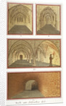 Vaults beneath Leathersellers' Hall, Little St Helen's, City of London by Anonymous