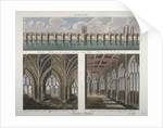 Views of the old London Bridge by