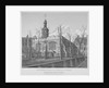 South-west view of the Church of St Helen, Bishopsgate, City of London by William Wise