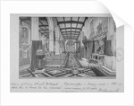Interior of the Church of St Helen, Bishopsgate, City of London by William Strudwick