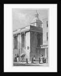 Church of St Mary Magdalen, Old Fish Street, City of London by William Wilkinson
