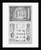 Interior view of the remains of the Church of St Martin's le Grand, City of London by AJK
