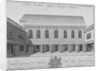 Merchant Taylors' School, Suffolk Lane, City of London by J Mynde