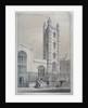 Church of St Mary Aldermary, City of London by Thomas Hosmer Shepherd
