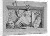 Sculptural panel in Mincing Lane, City of London by Anonymous