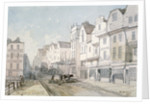 Long Lane, City of London by Thomas Colman Dibdin