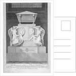 Monument to Captains James Mosse and Edward Riou, St Paul's Cathedral, City of London by