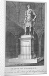 Statue of King Charles II in the Royal Exchange, City of London by Anonymous