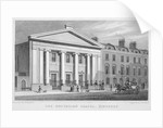 The Unitarian Chapel, South Place, Finsbury, London by