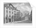 Gate House, Middle Temple, City of London by Anonymous