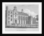 View of Middle Temple Hall from the north-east, Middle Temple, City of London by S Tyrrell