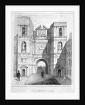 Aldersgate, City of London by