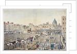 Smithfield Market, City of London by Anonymous