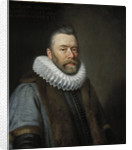 Sir Clement Edmondes by Daniel Mytens