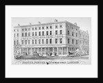 Premises of Foster, Porter & Co, no 47, Wood Street, City of London by