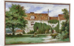 View of Sandford Manor House, Waterford Road, Chelsea by Waldo Sargeant