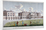 Royal Military Asylum, Chelsea, London by Anonymous