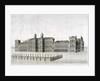Inigo Jones's intended Whitehall Palace, London by DM Muller