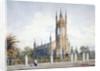 West view of St Luke's Church, Chelsea, London by