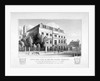 South-west view of the King's Head Academy, Homerton, Hackney, London by