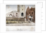 View of the Church of St John at Hackney, London by Anonymous