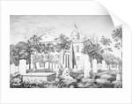 Church of St John at Hackney, London by A Gordon