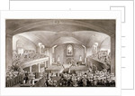 Interior of the Church of St John at Hackney, London by Anonymous